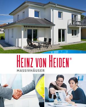 Heinz von Heiden - Musterhaus-Centrum und Regionalvertriebsleitung ...